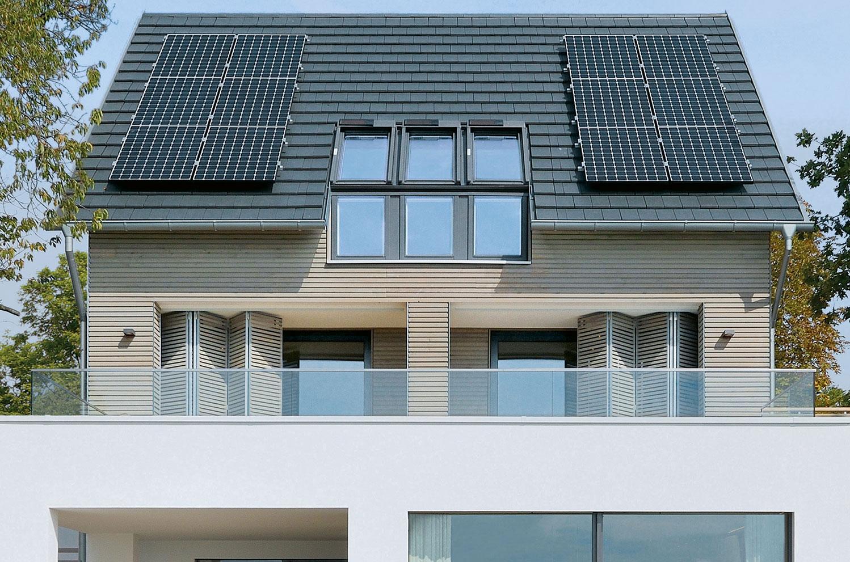 Schrum neues Dach